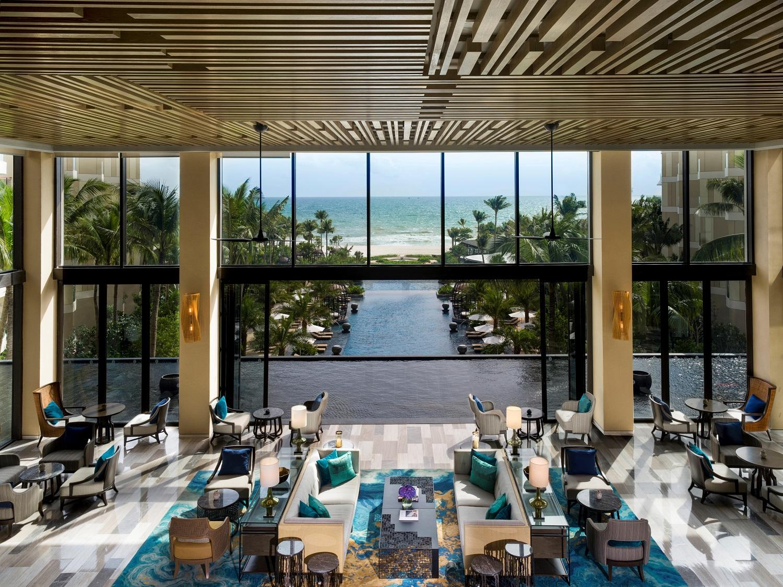khu nghỉ dưỡng InterContinental Phu Quoc Long Beach Resort - WikiLand