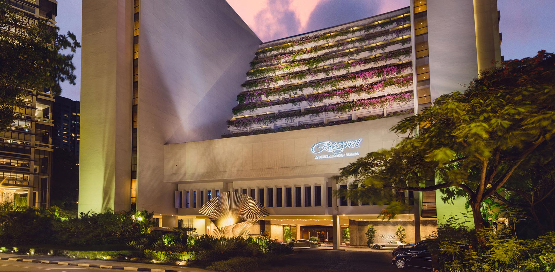 Regent Singapore - WIKILAND