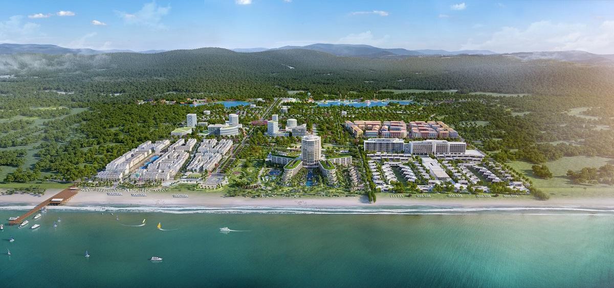 Dự án Tổ Hợp Du Lịch Nghỉ Dưỡng Phu Quoc Marina - BimGroup