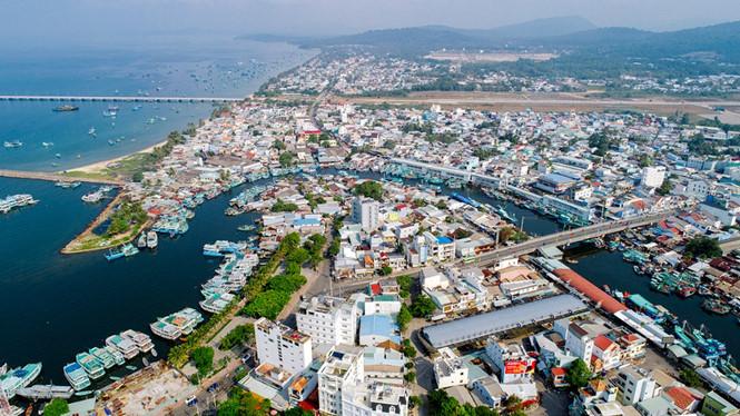 Một góc TT.Dương Đông, H.Phú Quốc