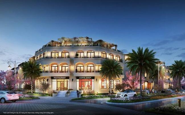 Palm Garden Shop Villas Phú Quốc