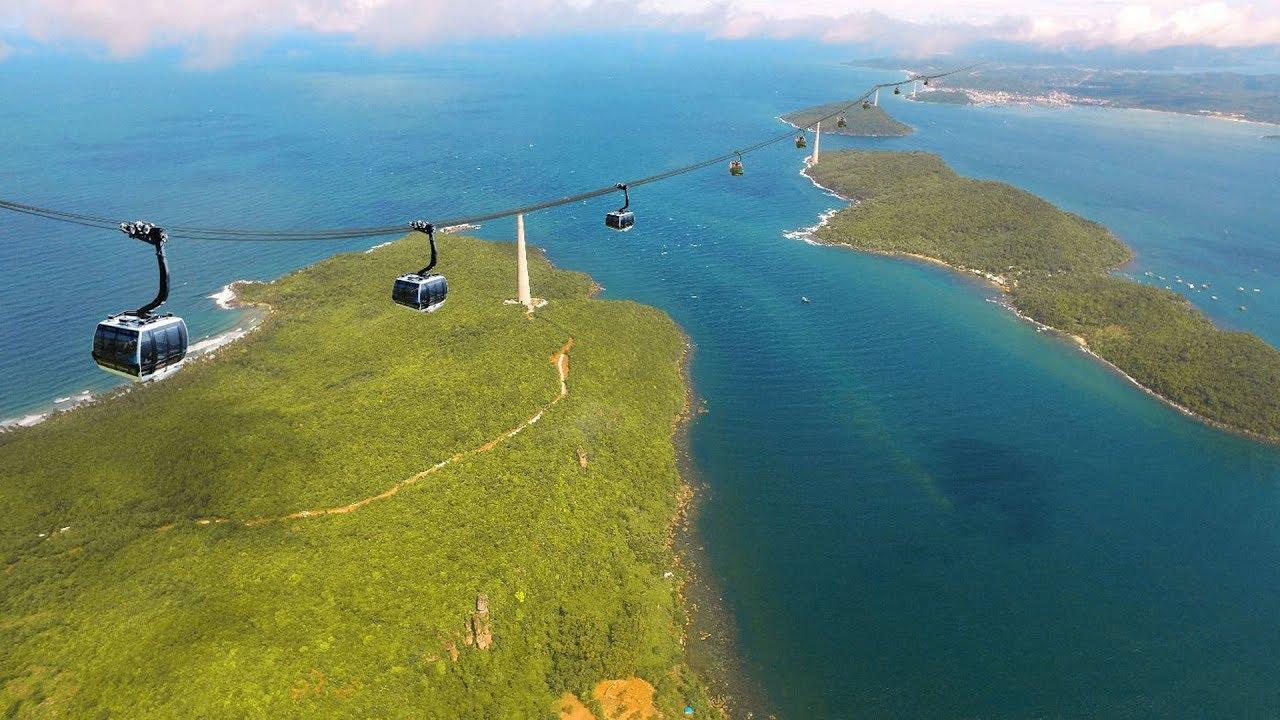 Cáp treo Hòn Thơm, Phú Quốc dài nhất thế giới những cái nhất của phú quốc - Cáp-treo-Hòn-Thơm-Phú-Quốc-dài-nhất-thế-giới - Những cái nhất của Phú Quốc – Nơi được đề xuất lên Thành Phố.