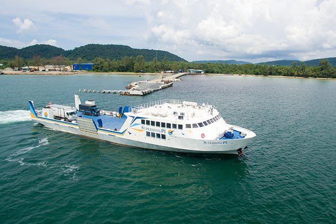 Tuyến phà Hà Tiên - Phú Quốc dài nhất Việt Nam những cái nhất của phú quốc Những cái nhất của Phú Quốc – Nơi được đề xuất lên Thành Phố. Tuy   n ph   H   Ti  n Ph   Qu   c d  i nh   t Vi   t Nam