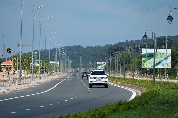Hình ảnh đường Bào Phú Quốc quy hoạch khu đô thị Đường bào phú quốc - hành-ảnh-đường-Bào-Phú-Quốc - Chi tiết quy hoạch khu đô thị Đường Bào Phú Quốc