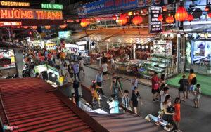Chợ đêm Phú Quốc vắng vẻ khác lạ dịp nghỉ lễ 7bee73310a977f78ee7c41f11d0a6d93 300x188