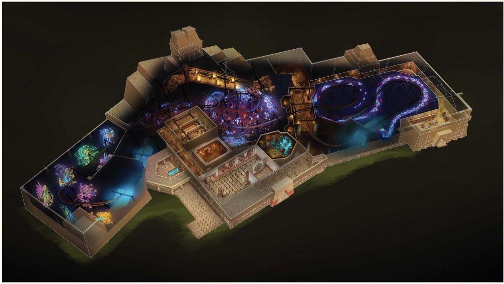 """Phối cảnh Khu vui chơi Indoor Coaster  - 8FBFC496-36BA-42D8-872C-40728E0125F1 - Phú Quốc sắp có địa điểm check-in """"sống ảo"""" cực chất."""