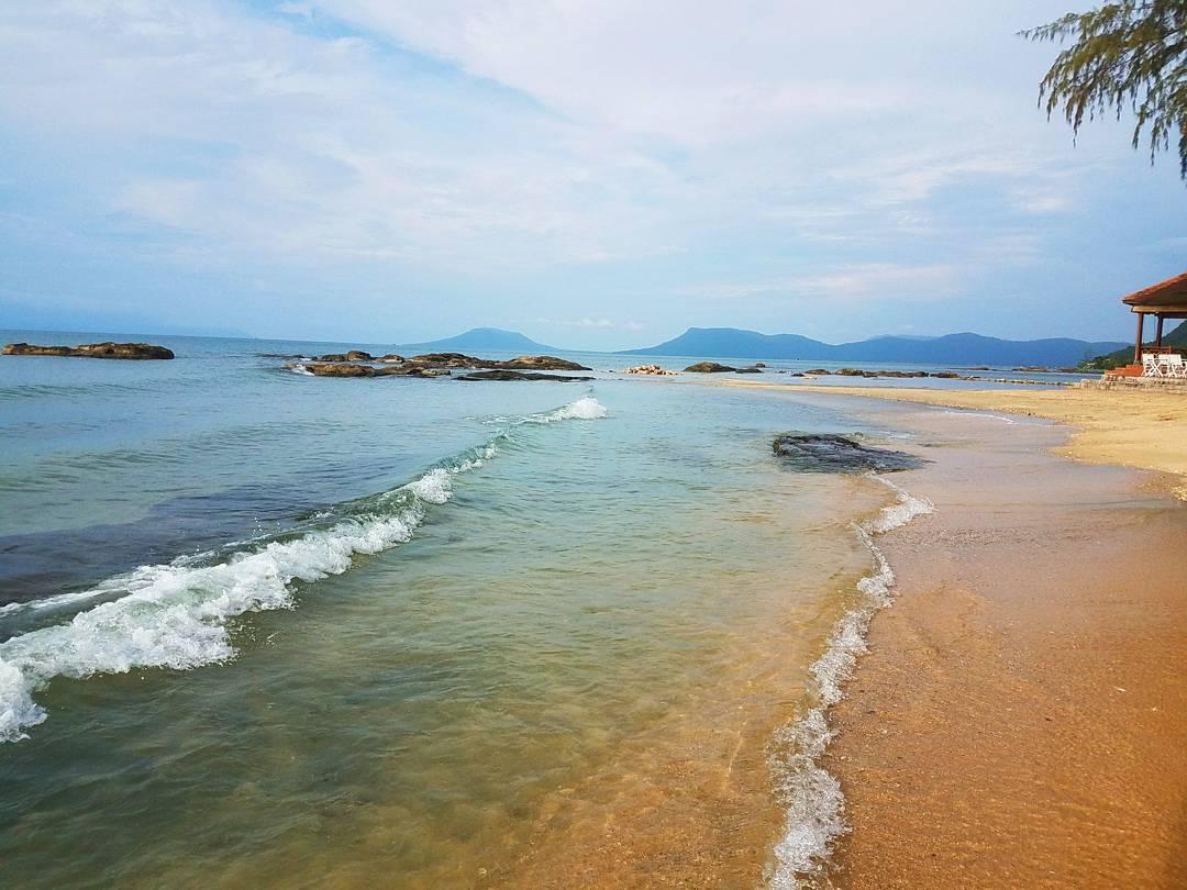 Biển ở Bãi Gành Dầu - Phú Quốc bãi gành dầu - Biển-ở-Bãi-Gành-Dầu-Phú-Quốc - Bãi Gành Dầu – nơi địa đầu của đảo ngọc Phú Quốc