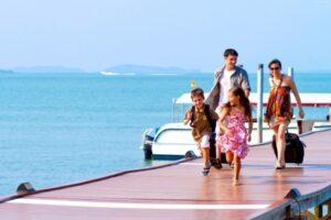 Mở thêm các tuyến vận tải thủy từ bờ ra đảo Phú Quốc, Côn Đảo