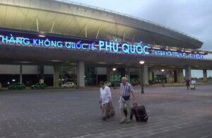 Cảng hàng không quốc tế Phú Quốc. Ảnh minh họa