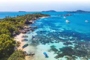 Phú Quốc - Từ vẻ đẹp tiềm ẩn đến thiên đường nghỉ dưỡng