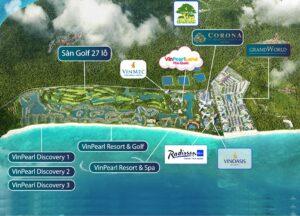 Yếu tố nào giúp Grand World Phú Quốc tạo sức hút trên thị trường bất động sản nghỉ dưỡng