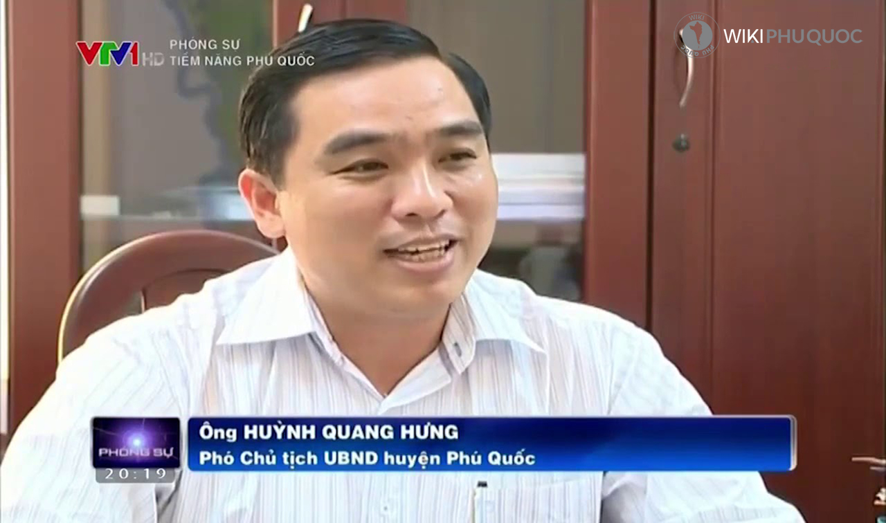 Ông Huỳnh Quang Hưng - Phó Chủ tịch UBND huyện Phú Quốc phú quốc - Ông-Huỳnh-Quang-Hưng-Phó-Chủ-tịch-UBND-huyện-Phú-Quốc - Nhà đầu tư kỳ vọng Phú Quốc lên thành phố