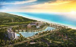 Một khu nghỉ dưỡng cao cấp ở Phú Quốc - Ảnh chụp từ trên cao  - 08a2b6331afe45703754498024597833-300x187 - Sức hút mạnh mẽ của Mövenpick Resort Waverly Phú Quốc