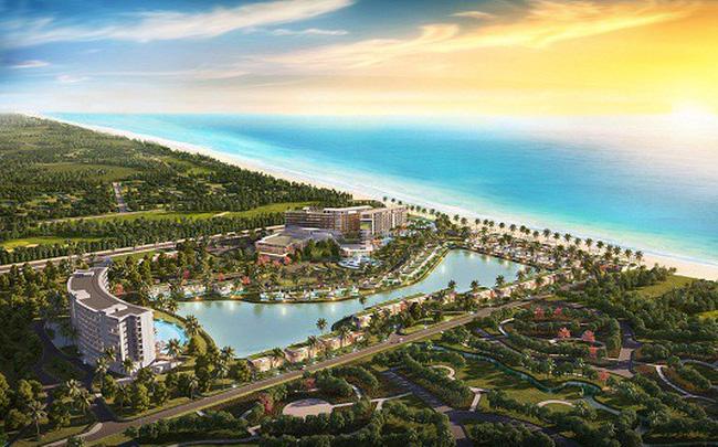 Một khu nghỉ dưỡng cao cấp ở Phú Quốc - Ảnh chụp từ trên cao  - 08a2b6331afe45703754498024597833 - Phú Quốc thiếu nhân lực du lịch trầm trọng.