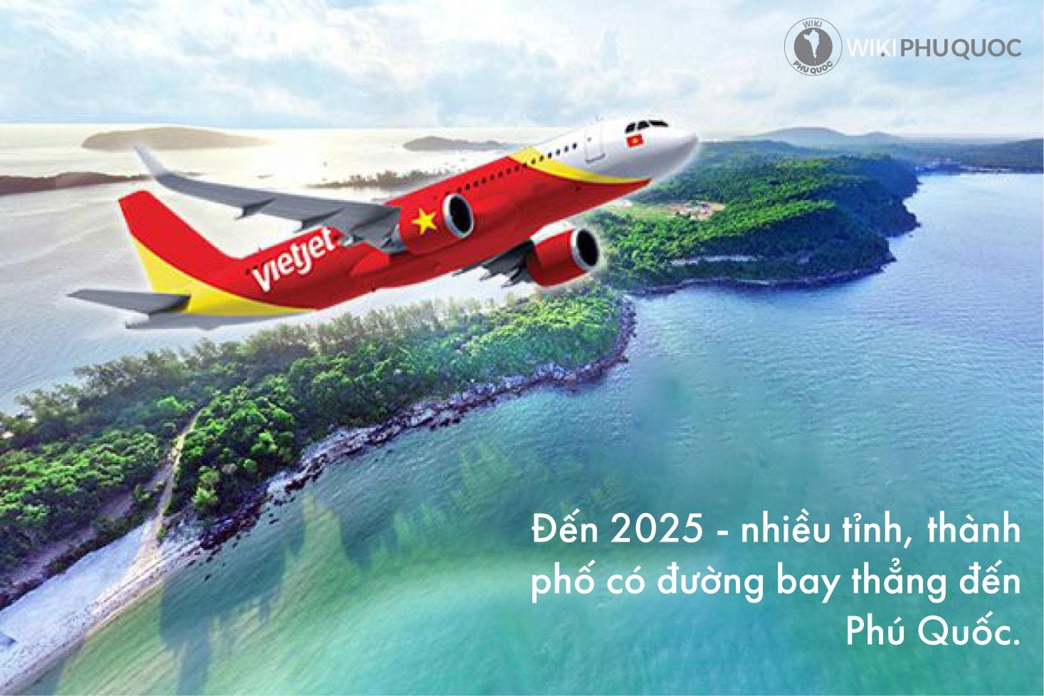 Đến 2025 - nhiều tỉnh, thành phố có đường bay thẳng đến Phú Quốc bay thẳng đến phú quốc - Đến-2025-nhiều-tỉnh-thành-phố-có-đường-bay-thẳng-đến-Phú-Quốc - Đến 2025 – 16 tỉnh, thành phố có đường bay thẳng đến Phú Quốc.