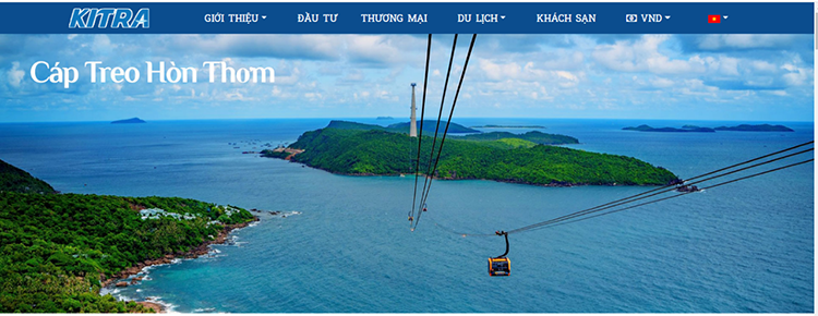 Giao diện website của Trung tâm xúc tiến Đầu tư, Thương mại và Du lịch Kiên Giang.  - phu-quoc-chuyen-minh-nho-thu-hut-dau-tu-ben-vung_5f9d4de7b8aee - Phú Quốc chuyển mình nhờ thu hút đầu tư bền vững
