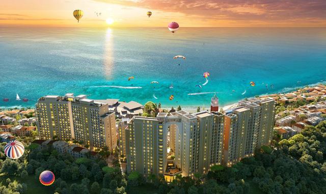 Tổ hợp căn hộ cao tầng phía Nam Phú Quốc thu hút trong ngày ra mắt - Ảnh 2. - WikiLand  - photo-2-16118189572651075795150 - Tổ hợp căn hộ cao tầng phía Nam Phú Quốc thu hút trong ngày ra mắt