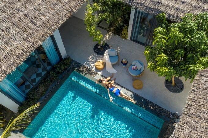 Thiết kế của khu nghỉ dưỡng tại New World Phu Quoc Resort. Ảnh: Sun Group. - WikiLand  - 1-3185-1613978574 - New World Phu Quoc Resort – khu nghỉ dưỡng bên bãi Kem tin tức phú quốc - 1-3185-1613978574 - WIKI PHU QUOC || ✅ Trang tin tức Thành Phố Phú Quốc.