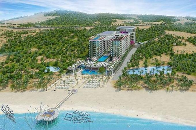 Phối cảnh tổng quan khu căn hộ nghĩ dưỡng Long Beach Resort Phú Quốc - WikiLand  - image001-1616482796-7375-1616482875 - Bài toán đầu tư căn hộ nghỉ dưỡng Long Beach Resort Phú Quốc