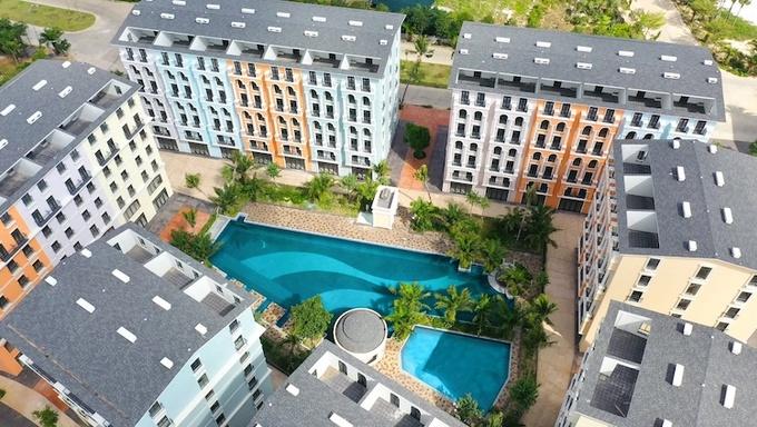 Dự án Phu Quoc Marina Square nhìn từ trên cao. - WikiLand  - image003-2145-1616049872 - Đón đà khôi phục của du lịch Phú Quốc