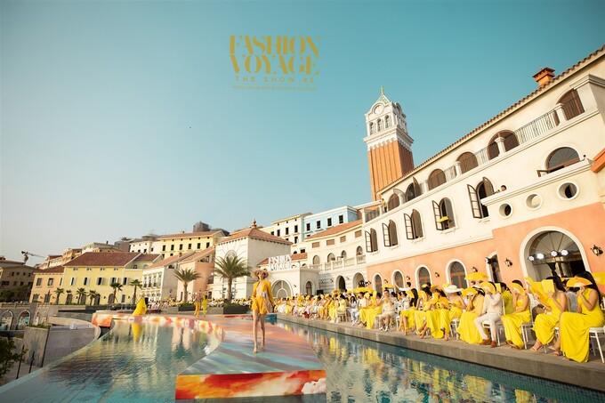 Fashion Voyage #3 mở màn cho chuỗi 12 mùa lễ hội sôi động suốt năm 2021 tại Nam Phú Quốc. Ảnh: Sun Group. - WikiLand  - fashion-voyage-3-mo-ma-n-cho-c-4243-8663-1617188380 - Tiềm năng tăng giá của Địa ốc Nam Phú Quốc