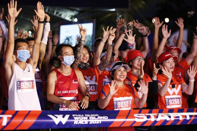 Vỡ oà cảm xúc Phu Quoc WOW Island Race 2021: Phiêu hết mình với cung đường trong mơ - Ảnh 3. - WikiLand  - photo-2-1619674609572112229914 - Vỡ oà cảm xúc Phu Quoc WOW Island Race 2021: Phiêu hết mình với cung đường trong mơ