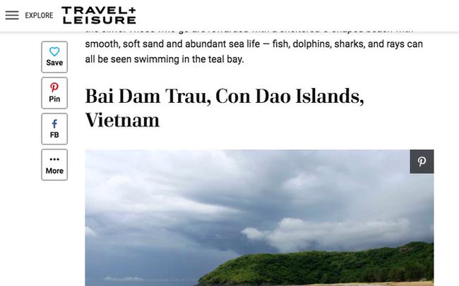 Không phải Phú Quốc, Hạ Long hay Nha Trang, đây là đại diện duy nhất của Việt Nam lọt top 25 bãi biển đẹp nhất thế giới  - photo1618471007424-1618471007635365474957 - Không phải Phú Quốc, Hạ Long hay Nha Trang, đây là đại diện duy nhất của Việt Nam lọt top 25 bãi biển đẹp nhất thế giới