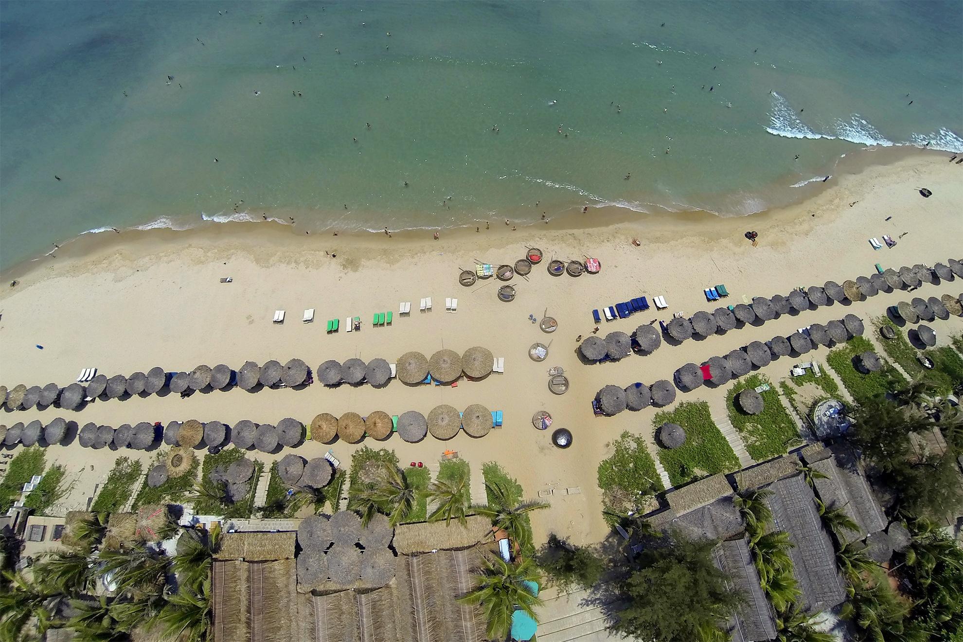 Viet Nam anh 2  - 11_zing-1 - An Bàng, Mỹ Khê vào top 25 bãi biển đẹp nhất châu Á