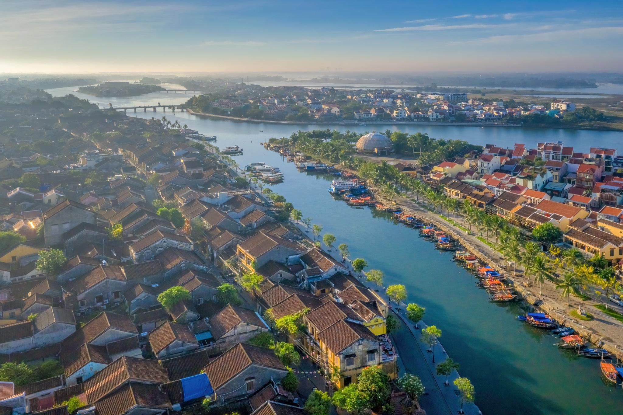 du lich viet nam anh 4  - 14 - Tỉnh nào ở Việt Nam có nhiều hơn một thành phố?