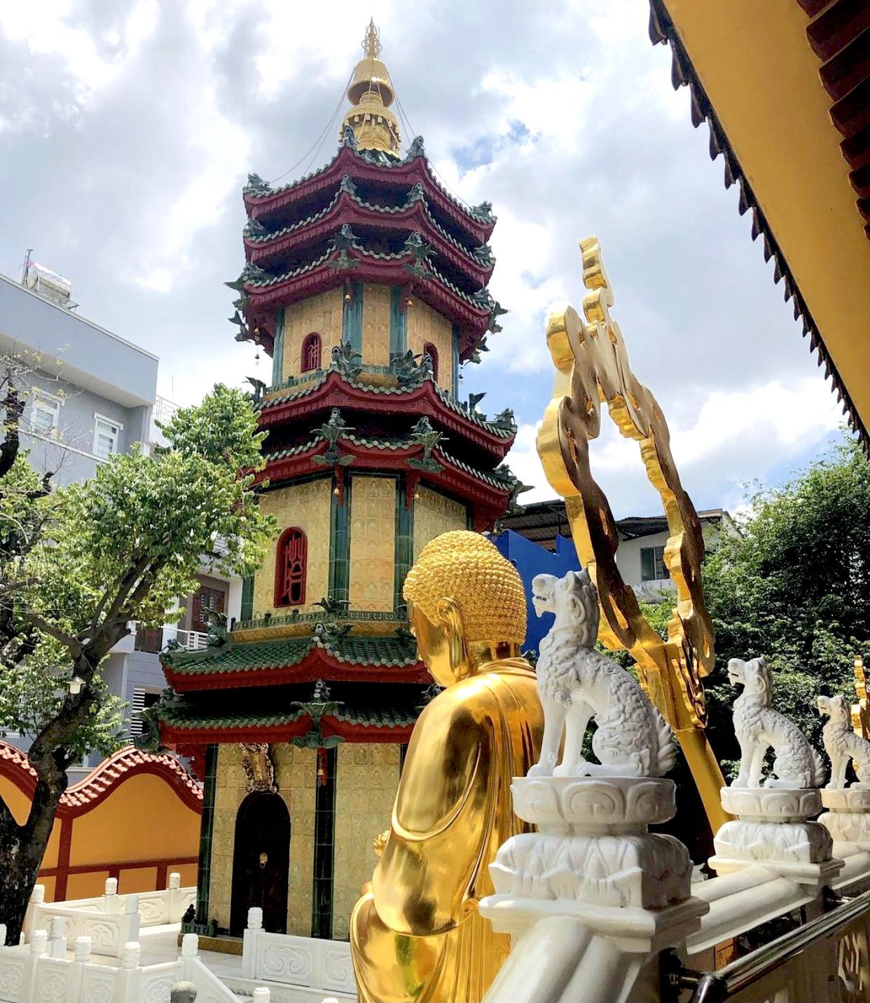 Nhung ngoi chua noi tieng Viet Nam anh 1  - img_8365 - Loạt tháp chùa đạt kỷ lục ở Việt Nam