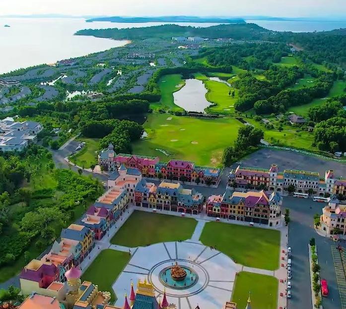 Phu Quoc United Center,  Vingroup anh 2  - a2-2 - Khám phá bắc đảo Phú Quốc mới lạ, đa sắc màu