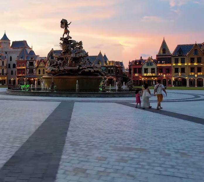 Phu Quoc United Center,  Vingroup anh 4  - a4-2 - Khám phá bắc đảo Phú Quốc mới lạ, đa sắc màu