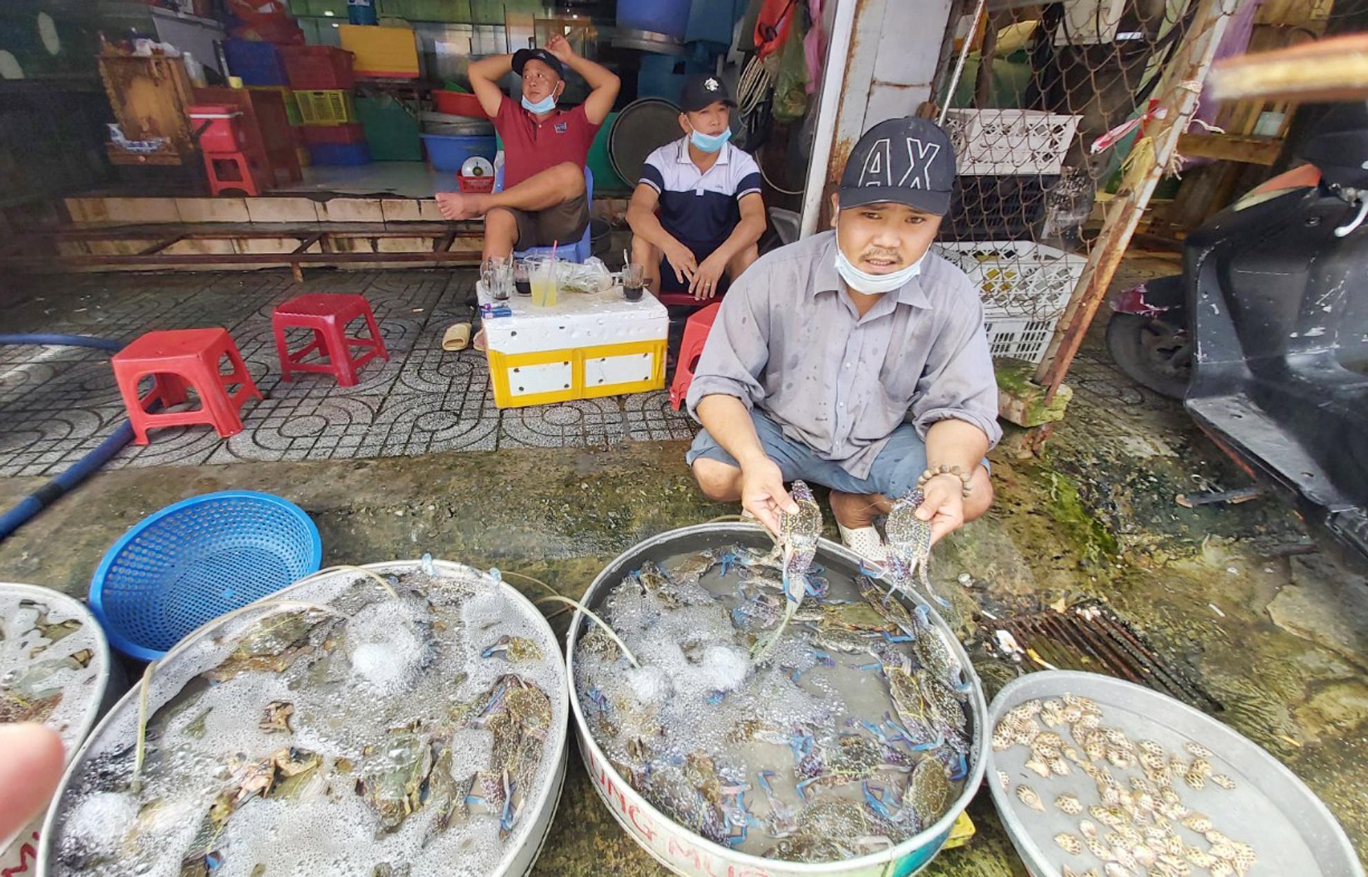 Cho o Phu Quoc vang hoe vi dich benh anh 2  - phu_quoc_1-1 - Xuất hiện nhiều F0, chợ Phú Quốc vắng khách