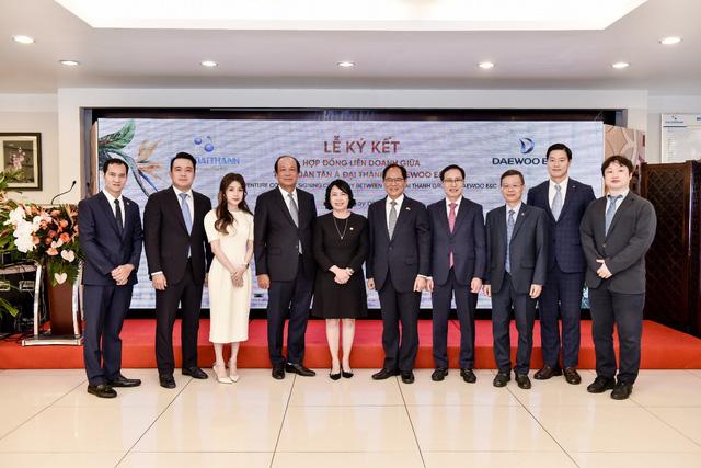 """Tập đoàn Tân Á Đại Thành hợp tác cùng Daewoo E&C xây dựng """"phố Hàn Quốc"""" tại Meyhomes Capital Phú Quốc - Ảnh 2. - WikiLand  - photo-2-16333340491681268853687 - Tập đoàn Tân Á Đại Thành hợp tác cùng Daewoo E&C xây dựng """"phố Hàn Quốc"""" tại Meyhomes Capital Phú Quốc"""